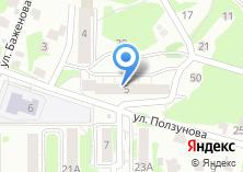 Компания «Милар» на карте