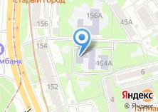 Компания «Детский сад №262 Звездочка» на карте