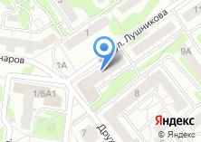 Компания «Магазин печатной продукции на ул. Лушникова» на карте
