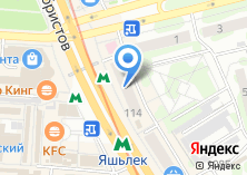 Компания «Светодиоды Казани» на карте