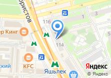 Компания «Алтын Групп» на карте
