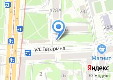 Компания «Московская ярмарка-А» на карте