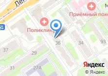 Компания «Akatski» на карте