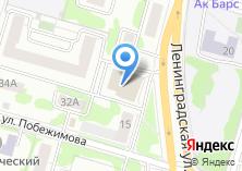 Компания «Саулык» на карте
