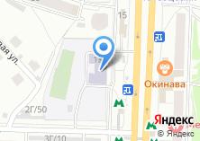 Компания «Гимназия №37 с этнокультурным русским компонентом» на карте