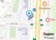 Компания «Копировальный центр на ул. Копылова» на карте