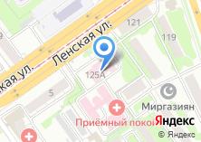 Компания «Ортекс-Мед» на карте