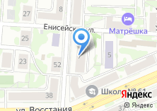 Компания «Моторостроитель-1» на карте