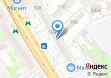 Компания «АКБ Спурт Банк» на карте