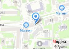 Компания «Маас принт» на карте