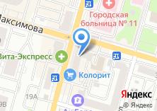 Компания «Ленинградская-22» на карте