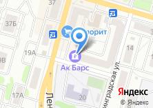 Компания «Первое детективное агентство» на карте