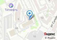 Компания «КОМПЛЕКС СТРОИТЕЛЬНЫХ ТЕХНОЛОГИЙ» на карте