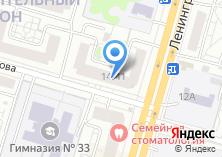 Компания «Мир кондиционеров» на карте