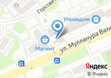 Компания «Метрополь» на карте