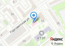 Компания «Опорный пункт общественного порядка Отдел полиции №3 Зареченский» на карте
