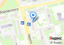 Компания «ТоргРеклама-Казань» на карте
