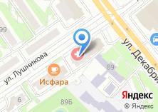 Компания «Казанская клиника» на карте