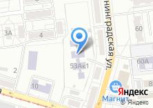 Компания «Детский сад №375» на карте