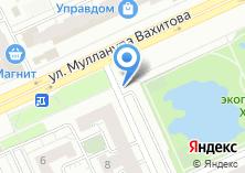 Компания «Автостоянка на Вахитова» на карте