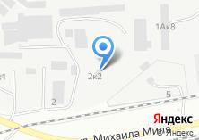 Компания «КазаньСтрой» на карте