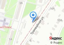Компания «Автостоянка на Лукина» на карте