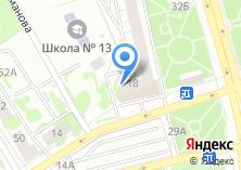 Компания «Магазин кондитерских изделий на Волгоградской» на карте