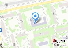 Компания «Межшкольный учебный комбинат Ново-Савиновского района» на карте