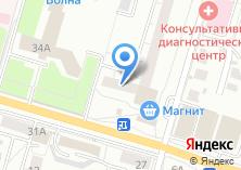 Компания «Аю» на карте