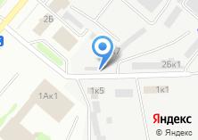 Компания «АренаЭлектро» на карте