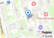 Компания «Отдел полиции №7 Гагаринский» на карте