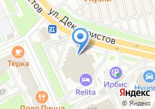 Компания «Кредитное Бюро» на карте