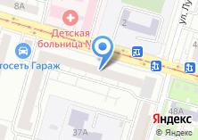 Компания «Автосокол» на карте