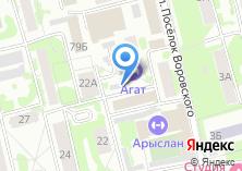Компания «АвангардСтрой» на карте