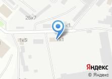 Компания «АктивЛогистика» на карте