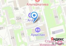 Компания «РенТрансЛогистик» на карте