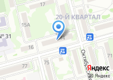 Компания «Oknatov» на карте