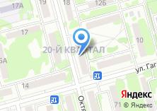 Компания «Магазин фруктов и овощей на Октябрьской» на карте