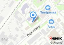 Компания «Анамат+» на карте