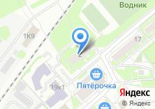 Компания «Солдат Удачи» на карте