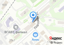 Компания «Облдоставка.ру» на карте