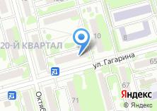 Компания «Сеть комиссионных магазинов» на карте