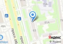 Компания «Давыдов-Эвакуатор» на карте