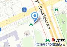 Компания «Банкомат МКБ Приватбанк» на карте