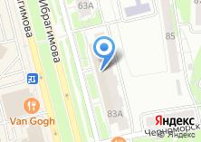 Компания «Мамбочино» на карте