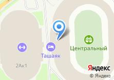 Компания «Центр независимой экспертизы» на карте