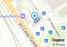 Компания «Наша недвижимость» на карте