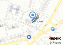 Компания «Zzap.ru» на карте