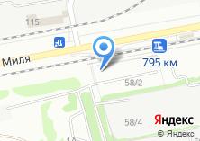 Компания «Автостоянка на Короленко» на карте