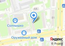 Компания «Ника-Р» на карте